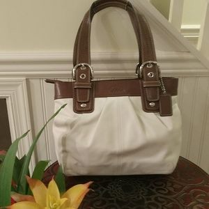 Coach | NWOT Pleated SOHO Shoulder Bag F15045